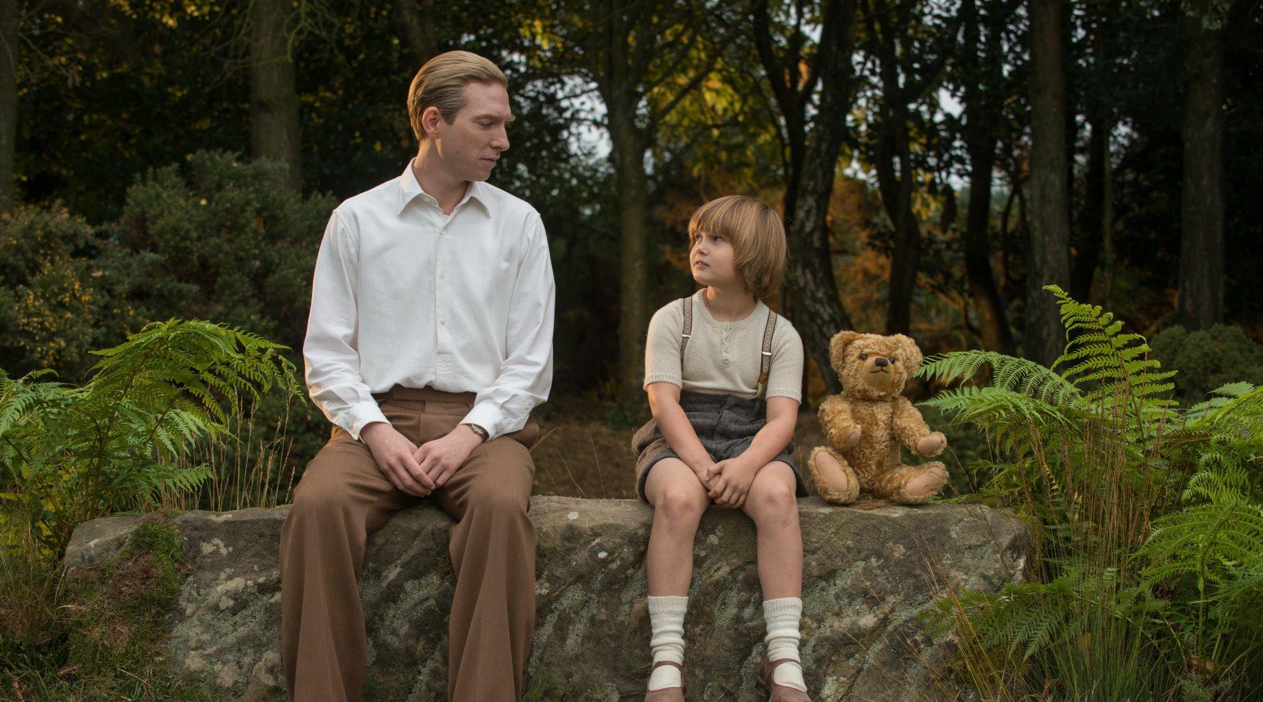 หนัง Goodbye Christopher Robin - แด่ คริสโตเฟอร์ โรบิน ตำนานวินนี เดอะ พูห์