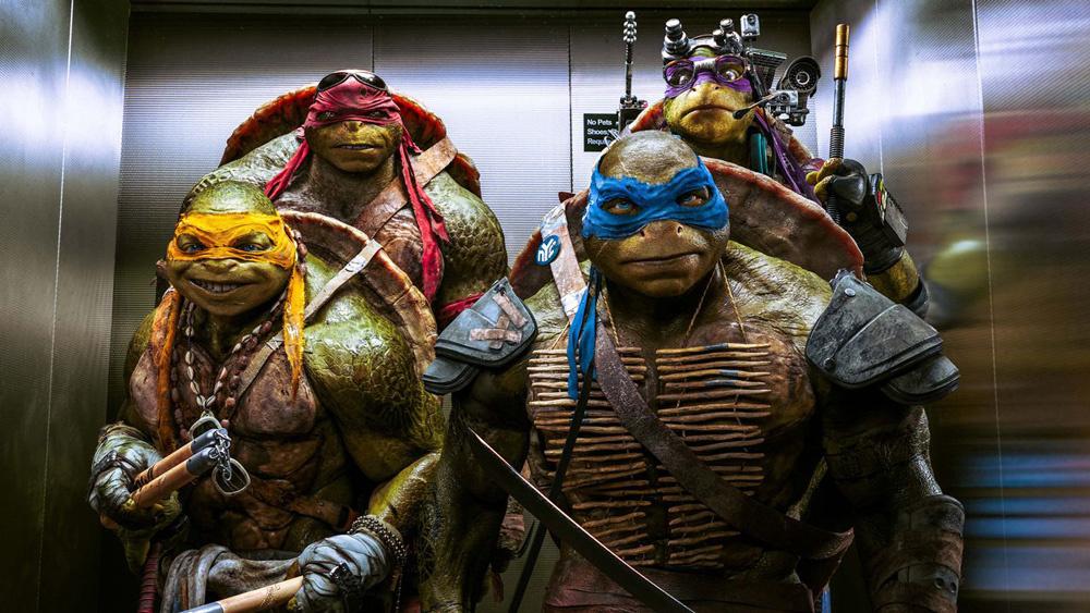พาราเมาท์เตรียมสร้าง Teenage Mutant Ninja Turtles ภาคใหม่ ใช้มือเขียนบท Bad  Words | JEDIYUTH