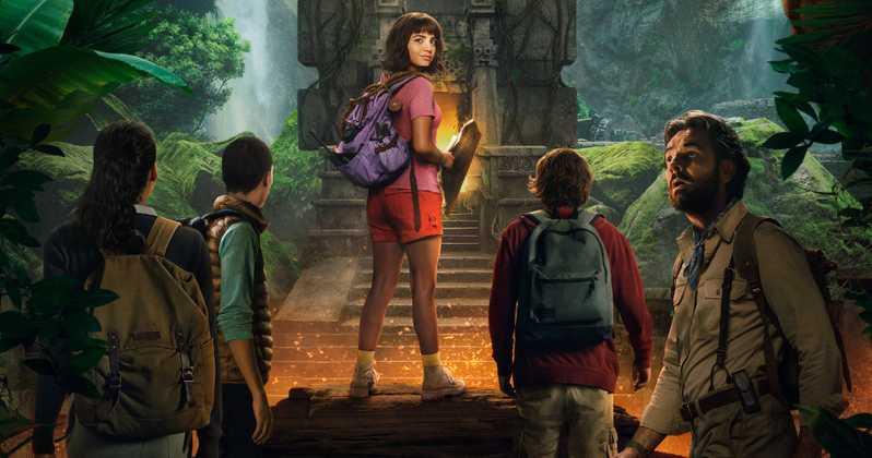 ตัวอย่างแรกของ Dora and the Lost City of Gold เตรียมพาเราไปล่า ...
