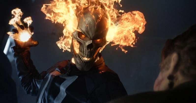 มาร์เวลเตรียมทำซีรี่ส์ Ghost Rider กับ Hellstrom ลงช่อง Hulu ...