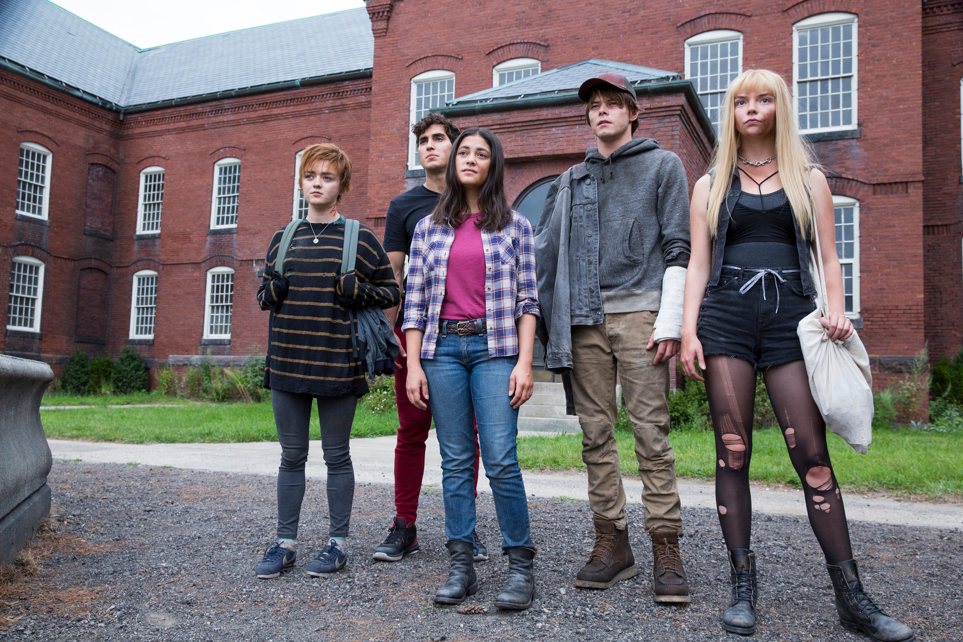 The New Mutants ไม่ได้ถ่ายซ่อมหรือถ่ายเพิ่มเติม เพราะนักแสดงโตเกิน ...